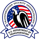 United States Transportation Safety Administration TSA Logo Image