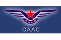 Civil Aviation Administration of China CAAS Logo Image