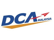 Malaysia Department of Civil Aviation Logo Image