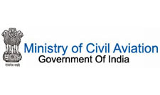 Ministry of Civil Aviation India Logo Image